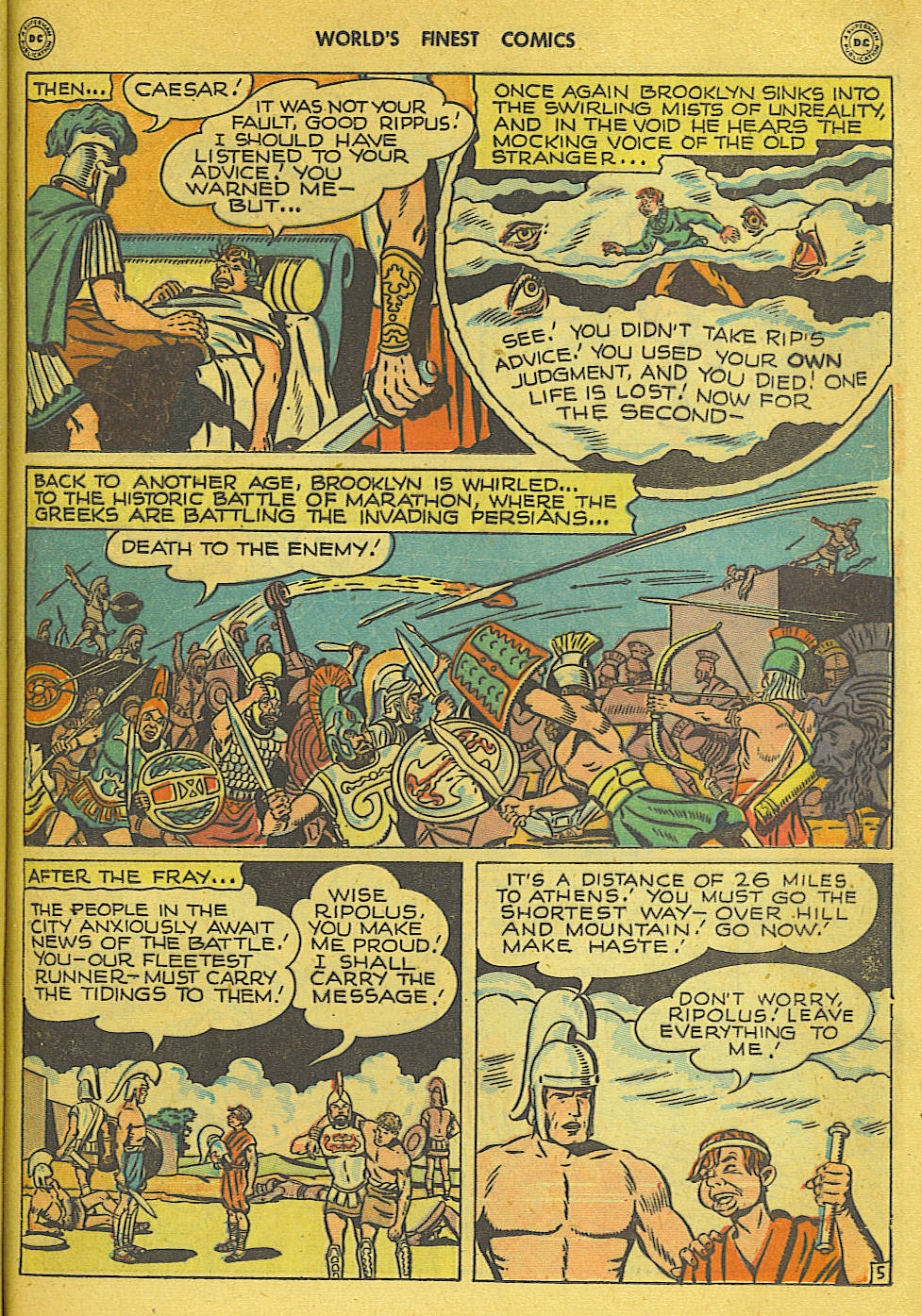 Read online World's Finest Comics comic -  Issue #34 - 31