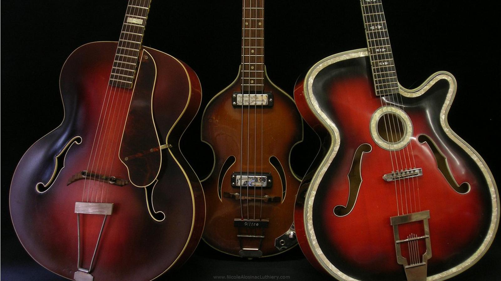 Hd Bass Guitar Wallpaper: Guitar HD Wallpapers