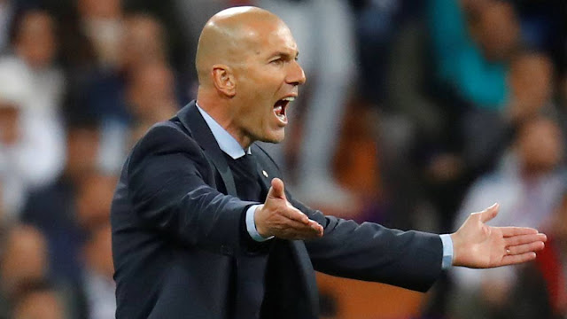 "Ex-Real Madrid President Calderon: ""Zidane Quit Over Florentino Snub"""