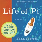 Life of Pi Audiobook Image