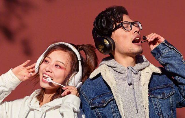 Xiaomi bluetooth karaoke headset