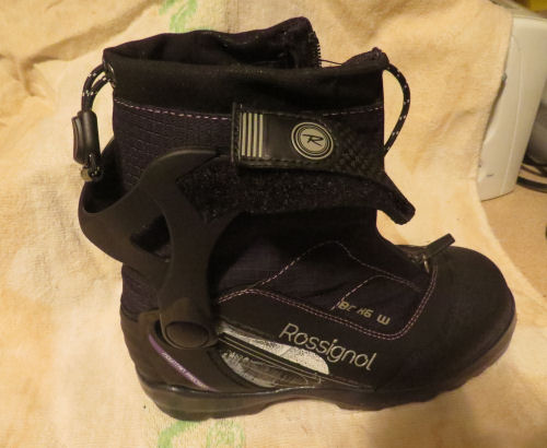 Rossignol backcountry ski boots
