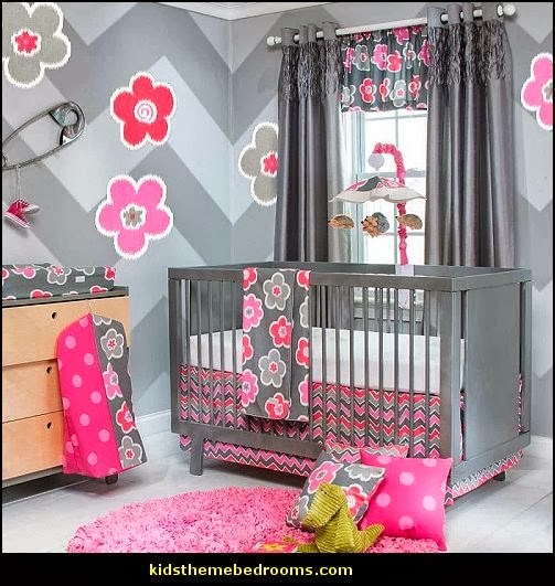 Decorating theme bedrooms maries manor baby bedrooms for Zig zag bedroom ideas