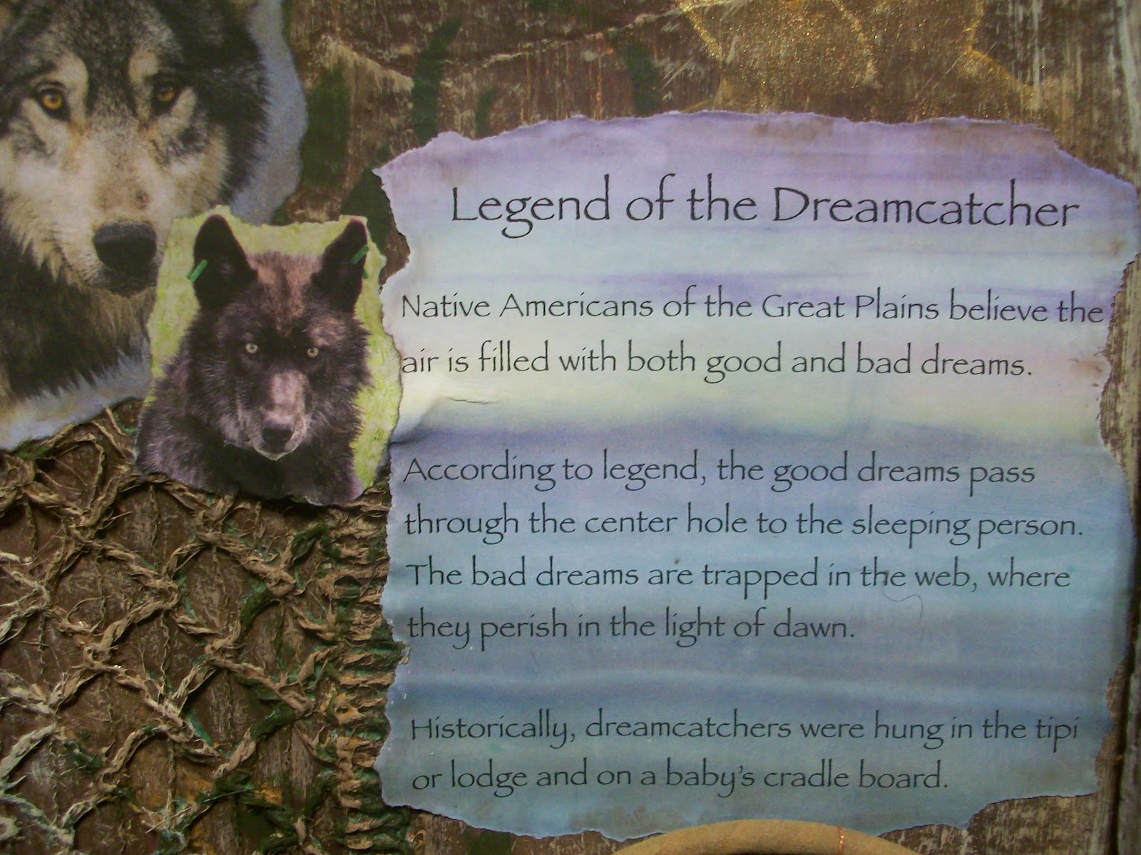 DREAM CATCHERS: LEGENDS AND MEANINGS