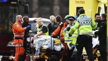 Five dead in terror attack outside UK Parliament