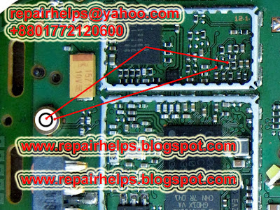 los angeles 1aa2a 5d8a9 FIXING ALL GSM: Nokia 1800 mic solution