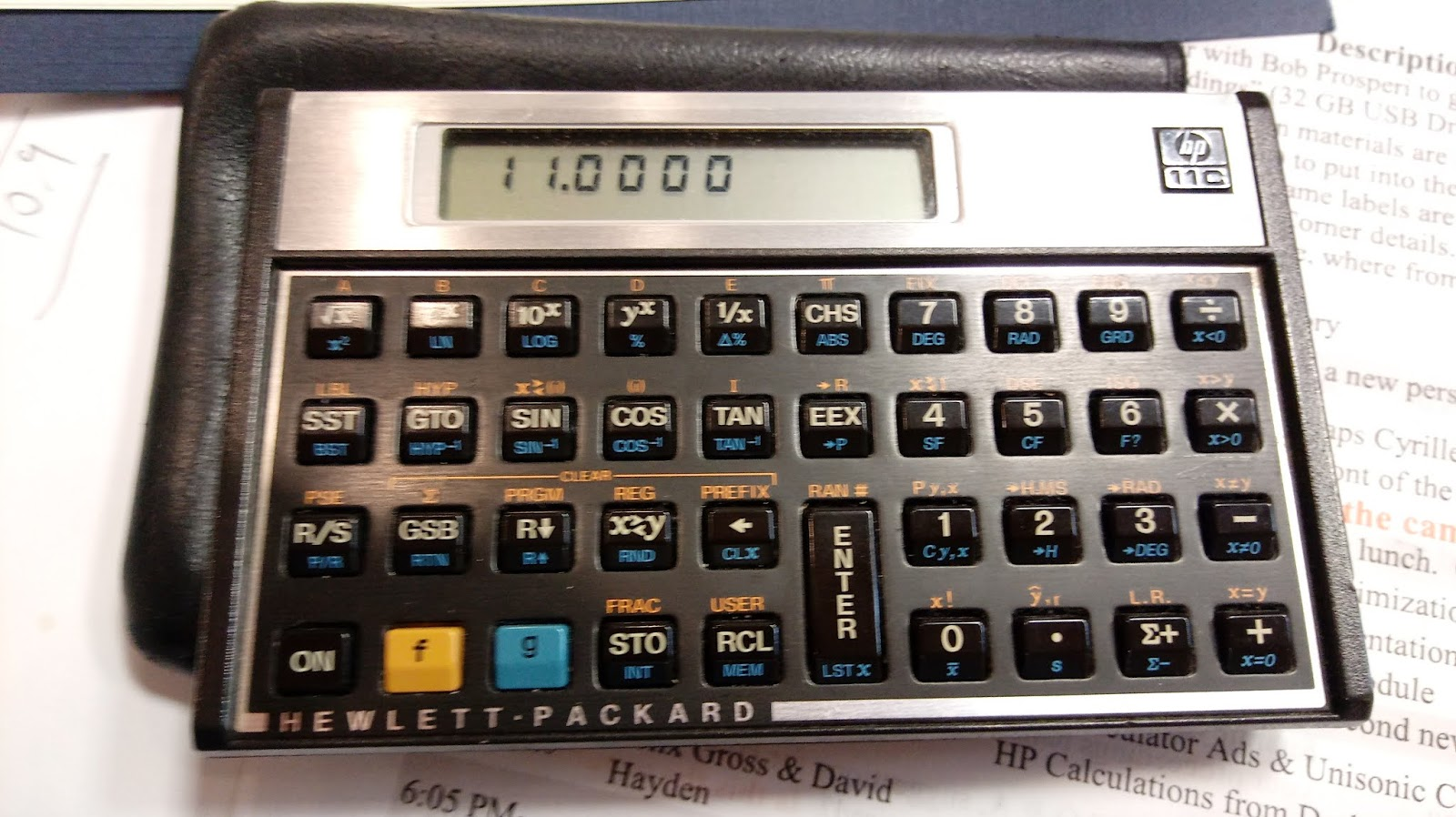Eddie's Math and Calculator Blog: HHC 2018 In Review
