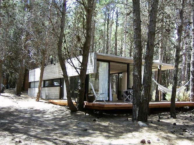 Casas modulares y prefabricadas de dise o cher la casa - Casas de madera y hormigon ...