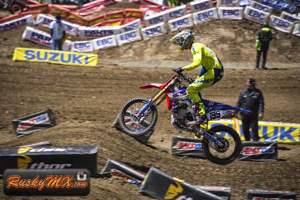 Kyle Partridge Metlife SX 2015
