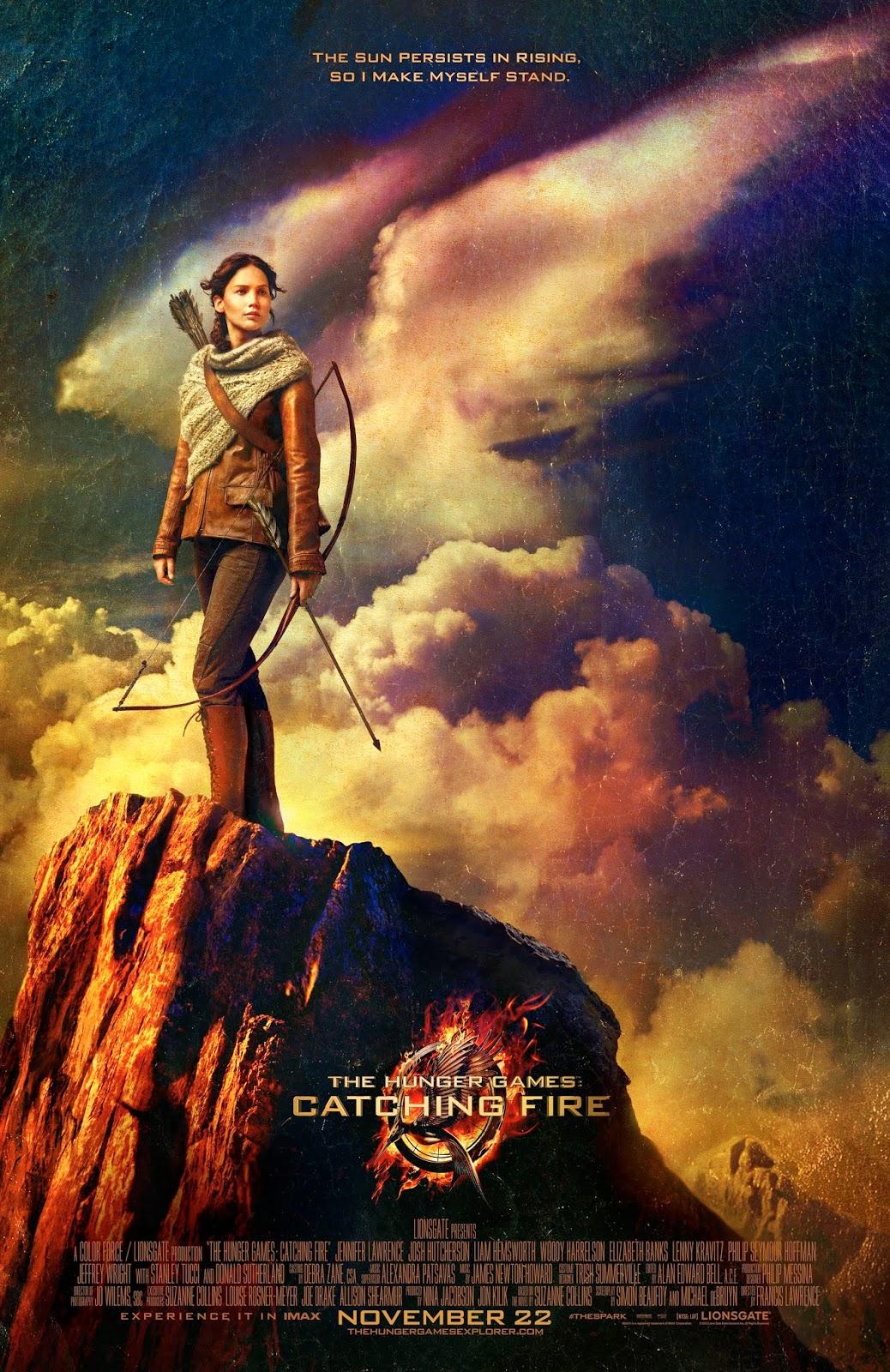 飢餓遊戲3自由幻夢The Hunger Games Mockingjay: 飢餓遊戲 2 星火燎原 電影 缺點 評論