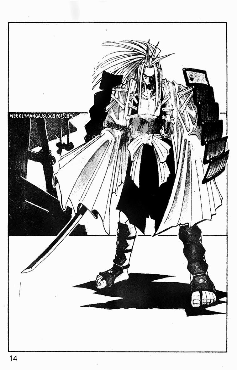 Shaman King [Vua pháp thuật] chap 136 trang 6