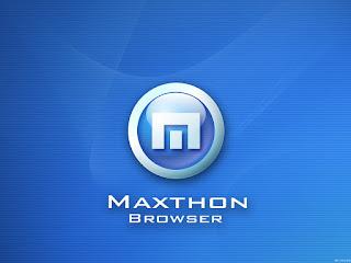 Maxthon Tarayıcısı