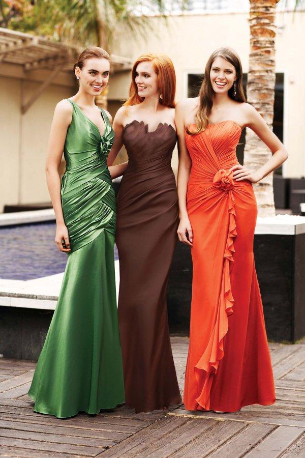 Posh Bridal Couture: Bridesmaid Dress Tips