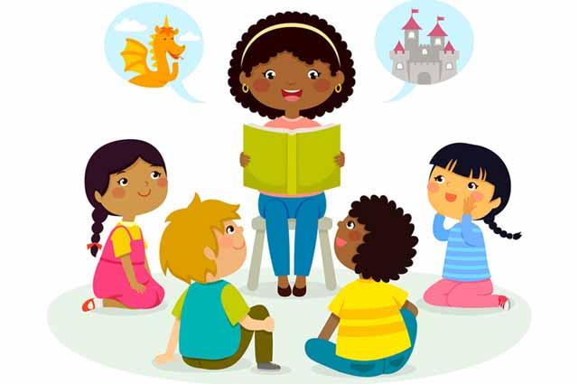 Contoh Naskah Dongeng untuk Anak TK/PAUD