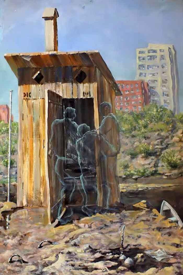 Необычные сюжеты. Лев Карнаухов