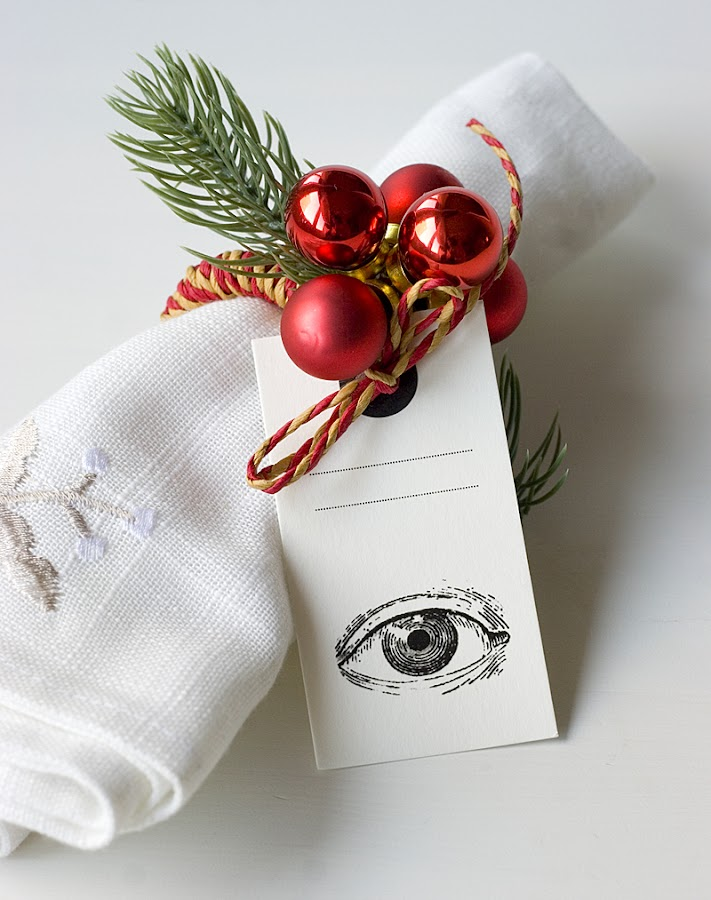 Decorar en familia: Taller de servilleteros navideños en Ikea - Parte 17