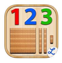 App montessori numbers de L'escapadou