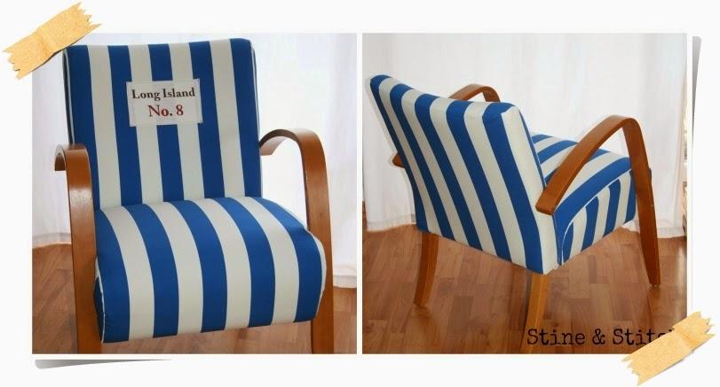 stine stitch sessel beziehen. Black Bedroom Furniture Sets. Home Design Ideas