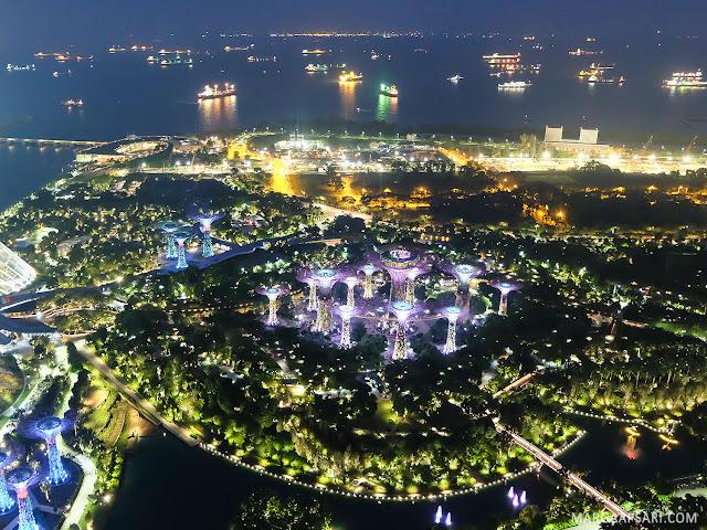1 day trip Singapore itinerary