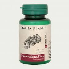 Comprimate Normocolesterol Forte comanda de aici