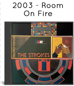 2003 - Room On Fire