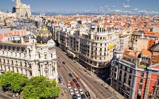 Petualangan Seru Sehari Di Madrid Spanyol