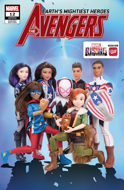 Marvel Rising Action Doll
