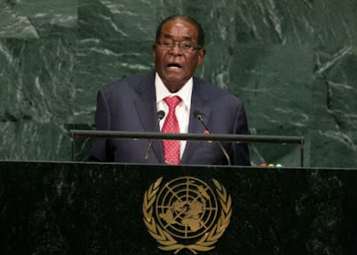 WHO bows to pressure, revokes Mugabe's appointment