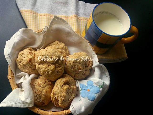 Scones integrais