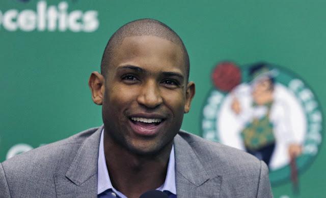 Al Horford amène son expérience aux Boston Celtics