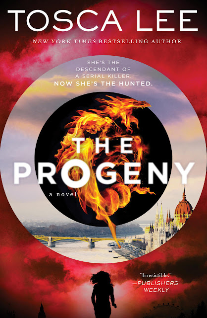 The Progeny by Tosca Lee – Spotlight and Giveaway #TheProgeny @ToscaLee @iReadBookTours