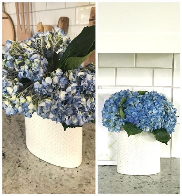 Easy fix to plump up drooping flowers