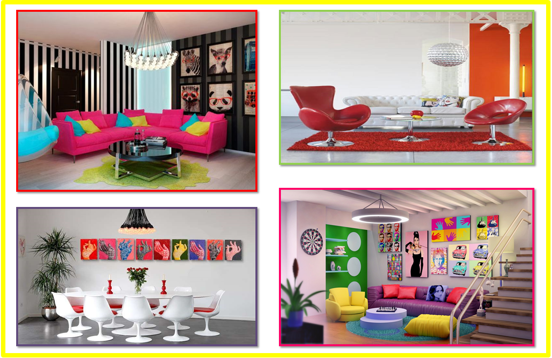 Tendenze 2017 stili e colori gena design for Voga mobili design