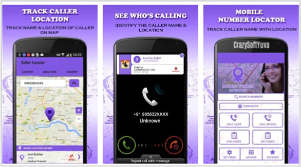 Top 5 Best Mobile Number Tracker Android Apps ~ CrazySoftYuva