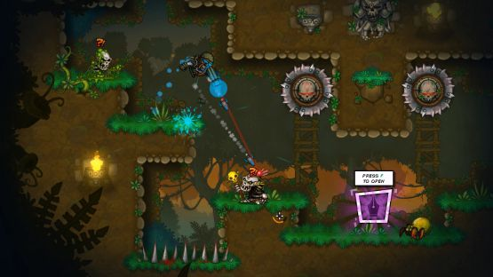 Download The Badass Hero game for pc