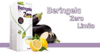 Beringela Zero Limão