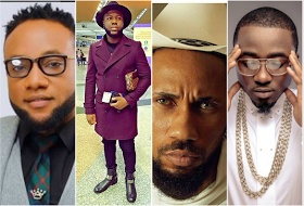 The HushPuppi Vs Phyno, KCee and Ice Prince beef that set the media space ablaze