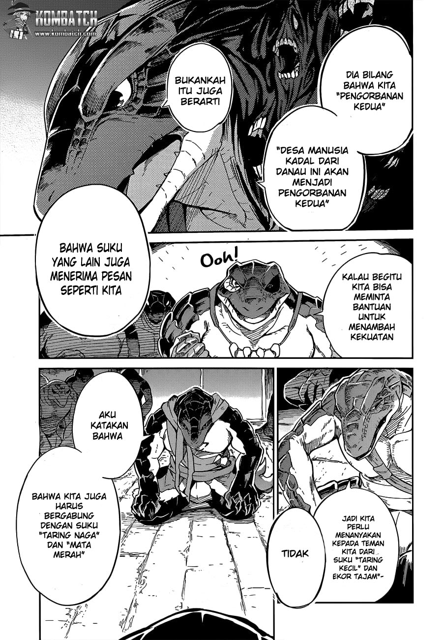 Baca Komik Overlord chapter 16 Bahasa Indonesia