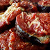 Eggplants in tomato sauce