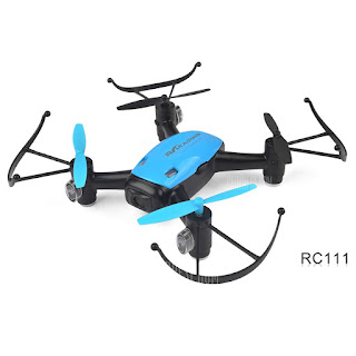 RC Leading RC 111F RC 111 Quadcopter Blue