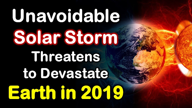 Solar storms pose a serious risk to modern infrastructure due to mankind's reliance on sophisticated electronic equipment, which may be affected by this space weather phenomenon.