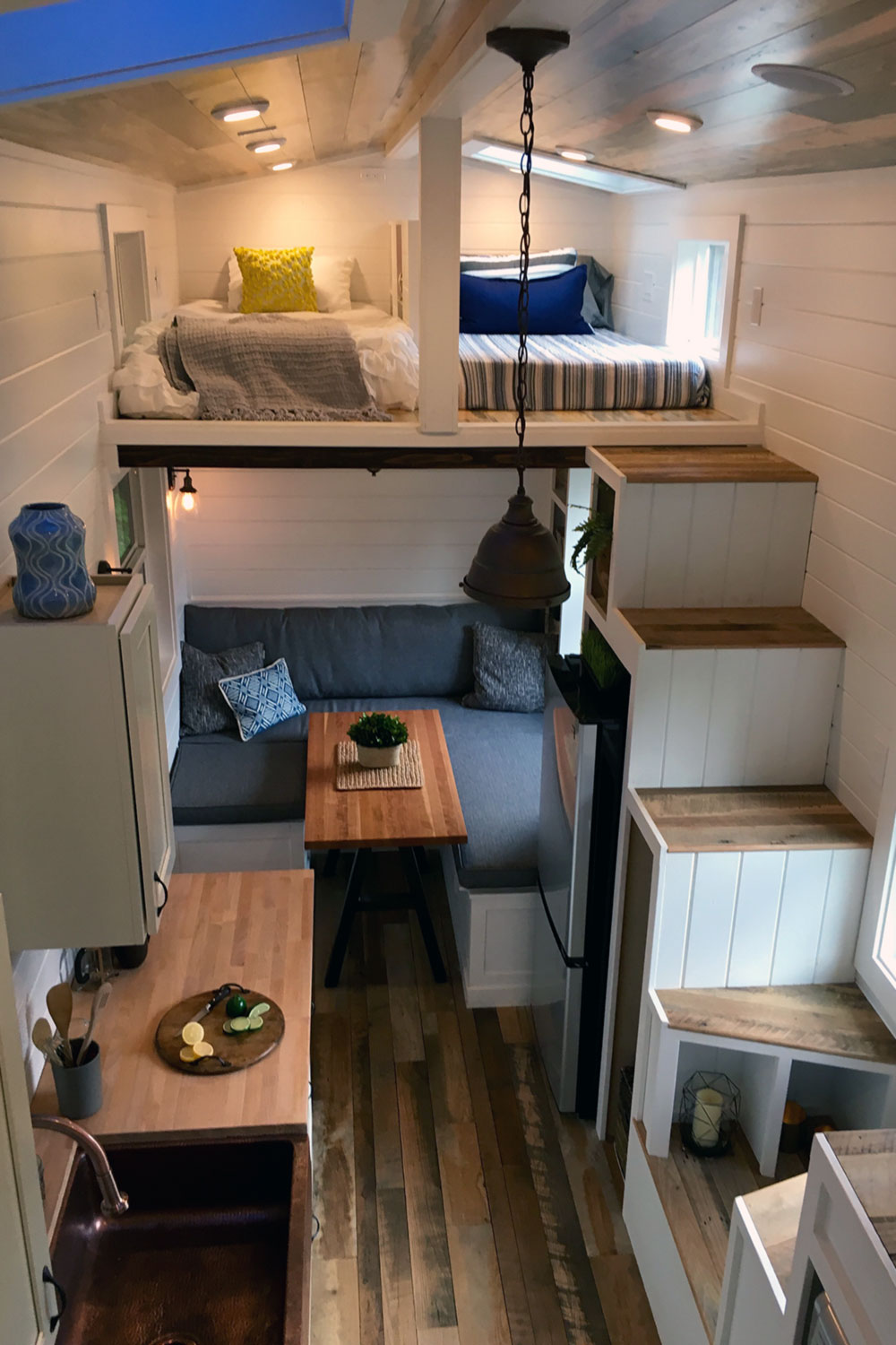 Tiny house town the rocky mountain tiny house by tiny for W loft