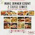 TGI FRIDAYS Kuwait - Dinner for 4.950 KD