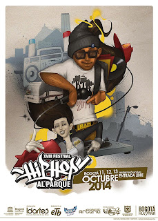 festival Hip Hop al parque 2014