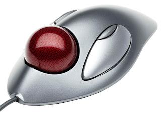 فارة كرة التتبع TrackBall Mouse