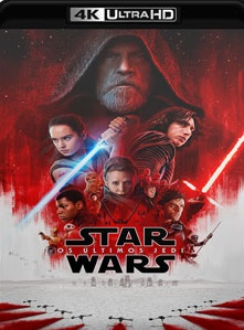 Star Wars – Os Últimos Jedi 2018 – Torrent Download – BluRay 4K 2160p Dublado / Dual Áudio