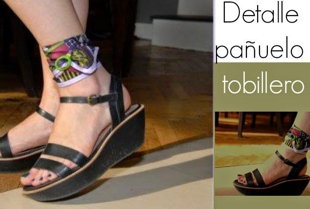 tobillo, Silkribbon, Scarf,pulsera, accesorios, bisutería, moda