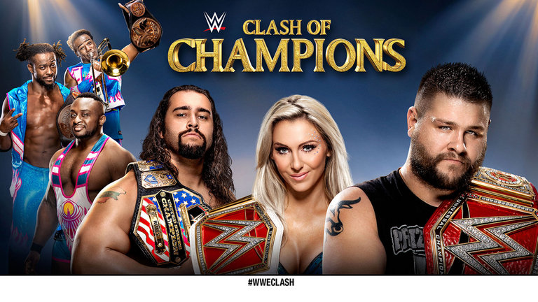 Watch Wwe Clash Of Champions 2016 Free Live Streaming