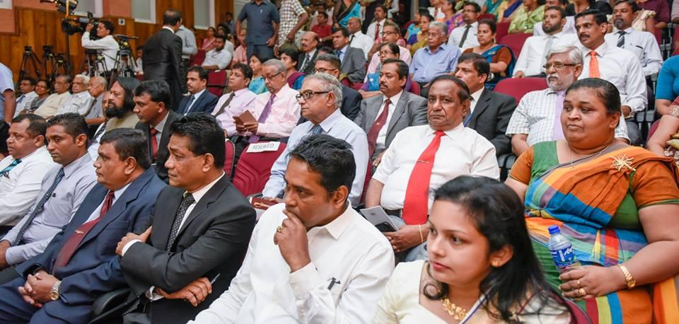 "President Maithripala Sirisena Handed Over ""Kastane"" To National Museum 6"