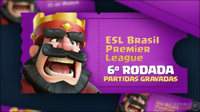 Assista o Torneio ESL Brasil Premier League AO VIVO